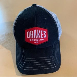 Drakes Brewing Company baseball hat